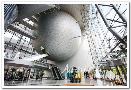 中國電信大樓內