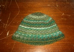 Emerald Star Cloche