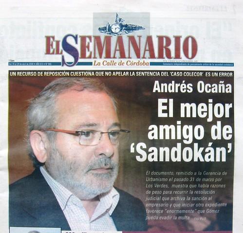 Andres Ocaña