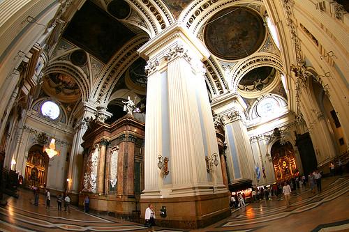 Basílica del Pilar- Interior