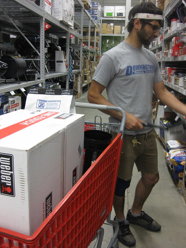 purchasing a grill