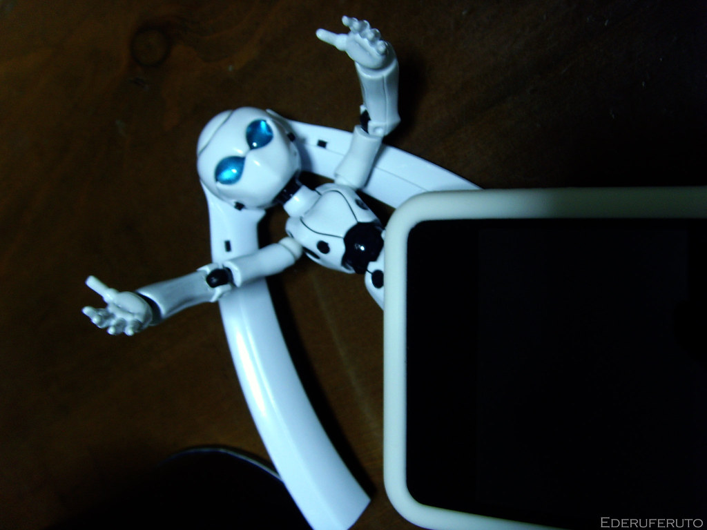 iTouch killed Drossel