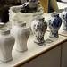 La cerámica azul de Delft
