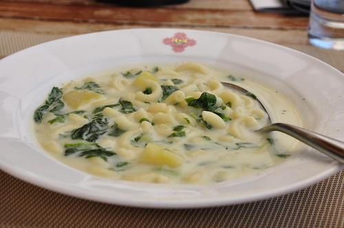 Soupe de Chalet (Swiss Cottage Soup)