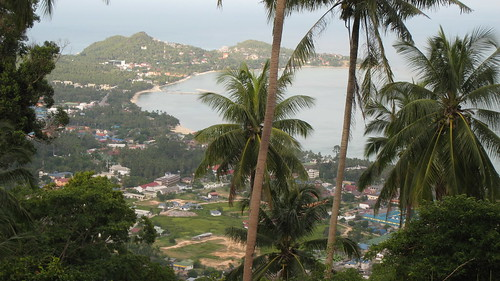 Failure ... but I did find this view! (Ko Samui)