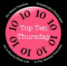 Top Ten Thursday Button