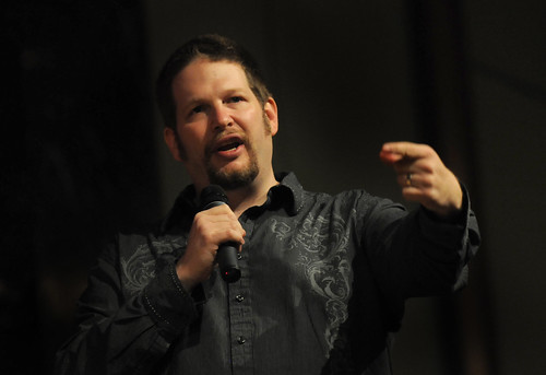 Chris Brogan at Affiliate Summit East 2009