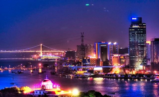 Nightly Xiamen.
