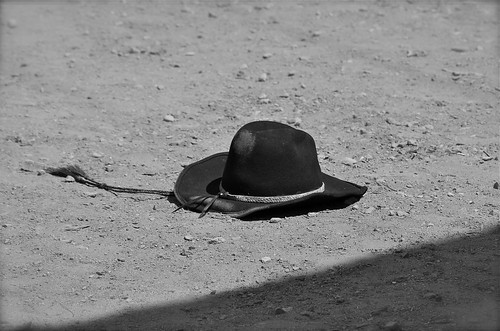 Another Hat Hits the Dust by Shirley Buxton