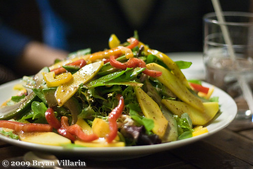 Abocado & Mango salad