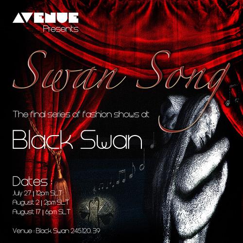 Black Swan Fashion Event