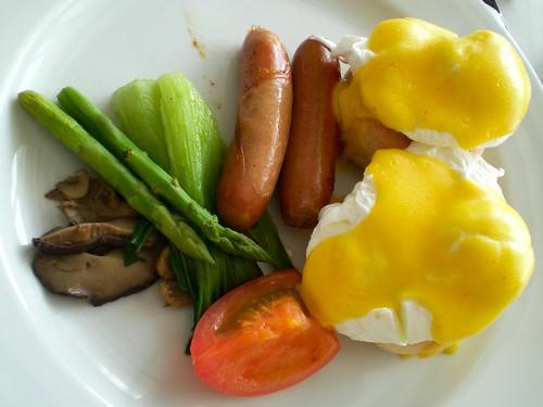 Almusal (breakfast)