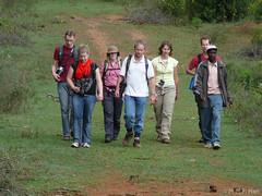 Wandeling Mount Kenya