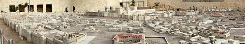 Jerusalem Model Panorama