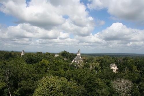Tikal, Peten, Guatemala