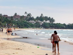 Bentota Beach where East & West meet