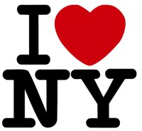 I heart New York
