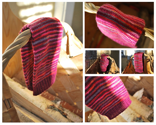 girly sock mosaic