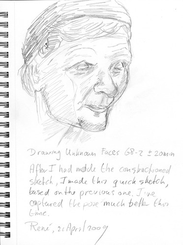 Drawing Unknown Faces, part 68 (2)