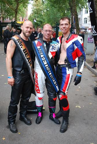 Mr Bearmr Fetish Bikerfolsom Europe 2009