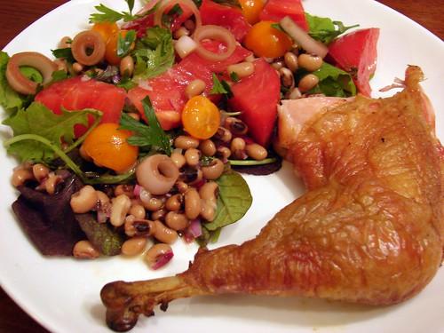 Dinner:  September 19, 2009