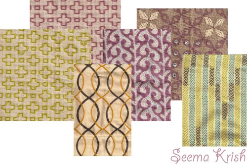 Seema Krish: Indian Textiles
