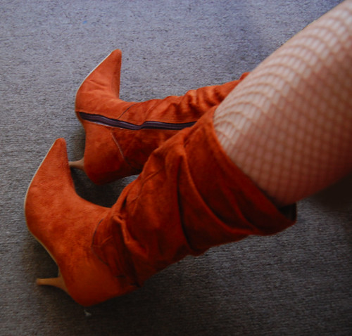 Gal tan suede boots 3 por Gal7060.