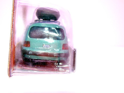 disney cars lenticular chase van with stickers (3)