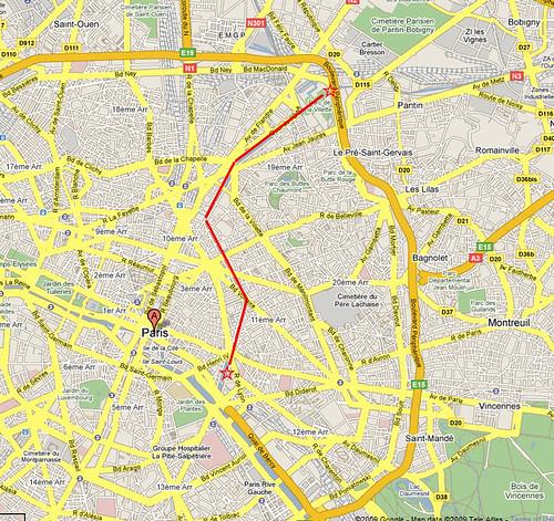 03 map - Canauxrama Journey