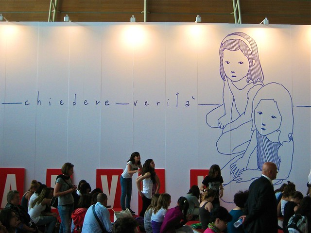 Salone del libro di Torino, 2011, Bookstock