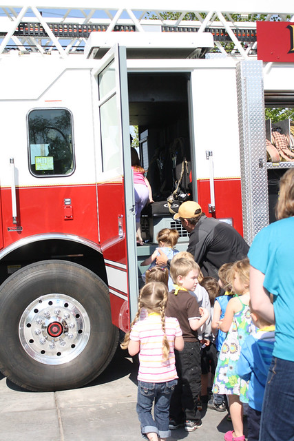 fire station field trip • preschool - 34
