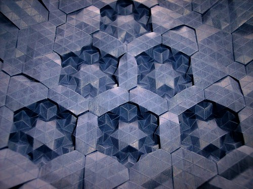 Origami Tessellation Instructions Flotsam And Origami Jetsam