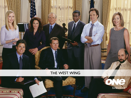The West Wing Wallpaper
