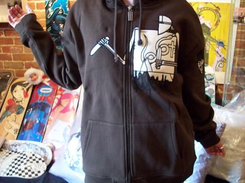 date farmers hoodie