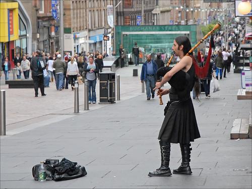 Buchanan Street, Glasgow