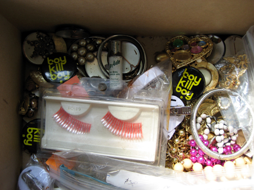 Box o' treasures