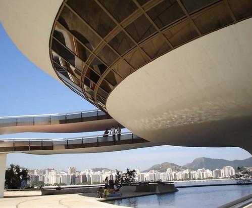 Museu de Arte Contemporânea (MAC), Niterói - Rio de Janeiro