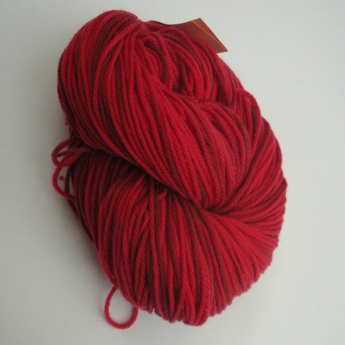 Brooks Farm Yarn Solana Red