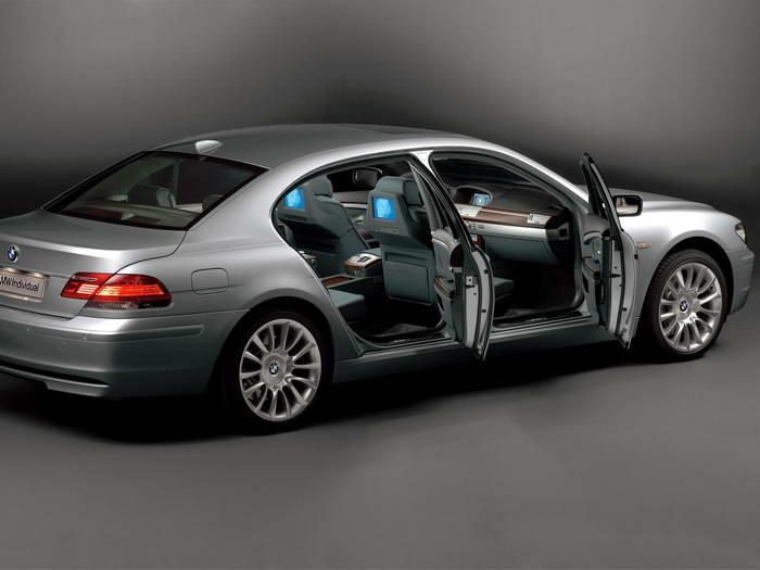 Auto BMW  Car Individual-760li 2006