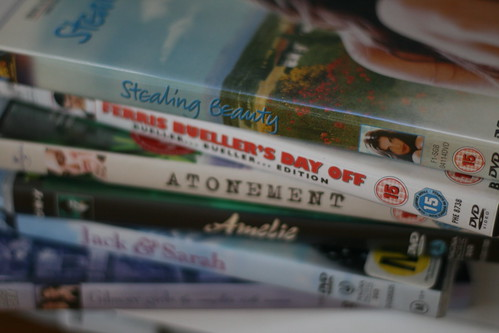 Monday: Holiday DVDs