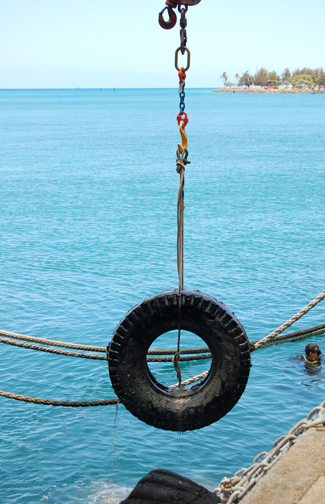 pier 7 tire