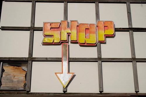 Beckton shop