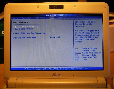 instalareeebuntuasuseeepc8