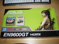 Asus GeForce EN9600GT/HTDI/512M