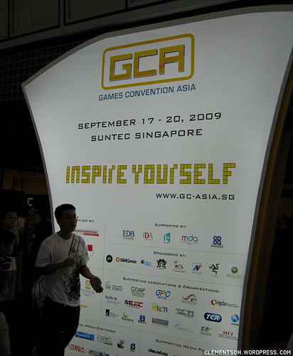 Games Convention Asia 2009