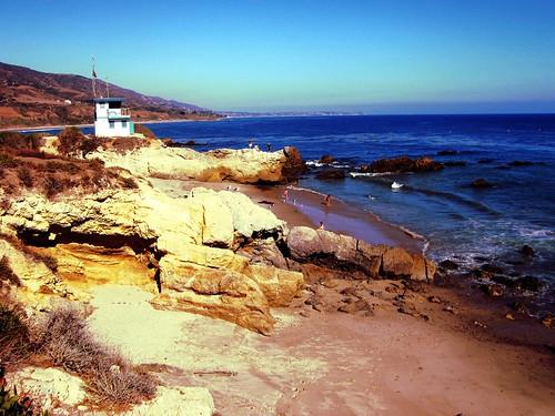 The Beach From Karate Kid