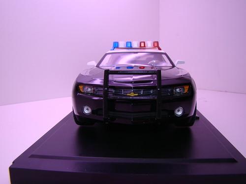 Jada Toys Concept Camaro Police car (1)