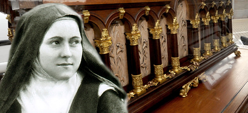 St Thérèse in England and Wales by Catholic Church (England and Wales).