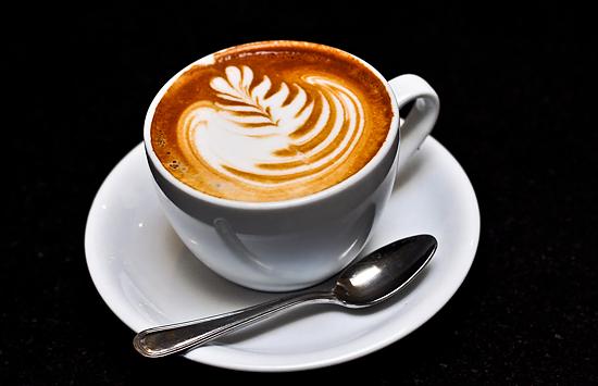 Caffe Luxxe  -  Santa Monica, CA