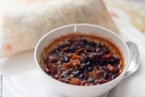 Dinner - Black Beans
